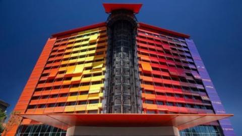 12 verschiedene Welten in ein und demselben Hotel: Das Silken Puerta América in Madrid ist ein faszinierender Ort