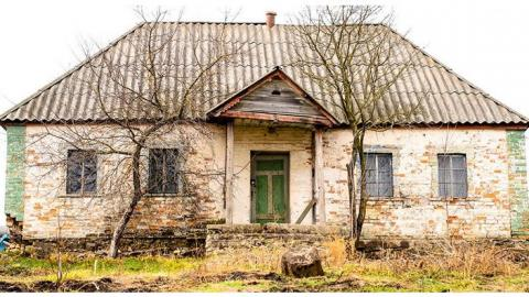 In diesem Haus ist das Leben vor 30 Jahren einfach stehen geblieben. Nichts wurde verändert...