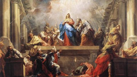 bedeutung pfingsten und christi himmelfahrt