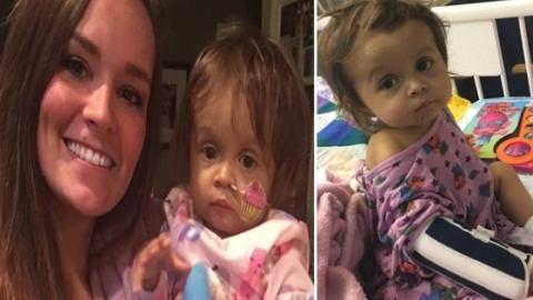 Diese junge Frau rettet das Leben eines Kindes durch eine Organspende