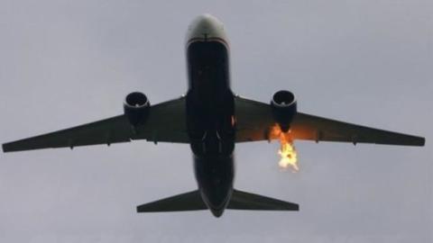 Russische Piloten retten in letzter Minute alle 370 Passagiere vor einem Flugzeugabsturz