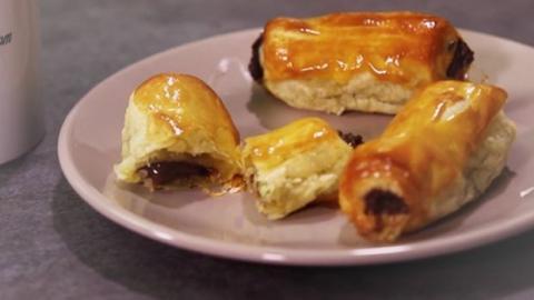 Leicht gemacht - Folge 13: Kleine Schoko-Croissants
