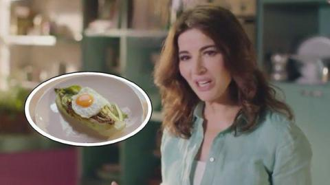 Nigella Lawson: Ihr Rezept für einen Caesar's Salad empört die Zuschauer