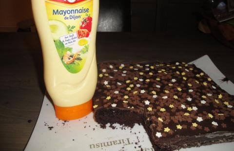 Mayonnaise: eine unerwartete Zutat im Schokoladenkuchen