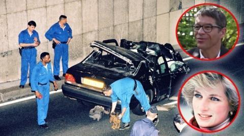 Lady Di: Der erste Arzt am Unfallort erinnert sich an die tragischen Momente