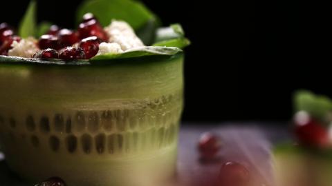 Rezept: Griechischer Salat mal anders
