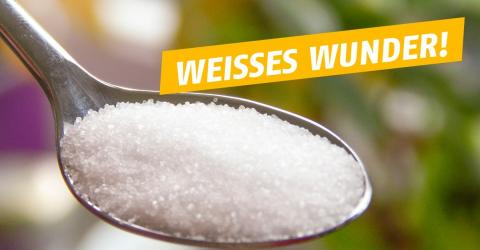 Verwendungsmöglichkeiten von Salz im Haushalt: