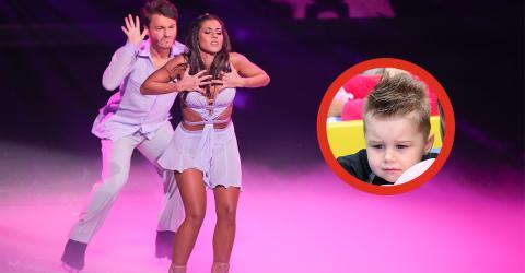 Für Dancing On Ice: Vernachlässigt Sarah ihren Alessio?