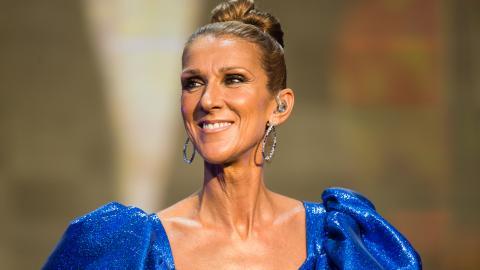 Céline Dions Hommage an 'Titanic': Nach 20 Jahren trägt sie diese Kette wieder