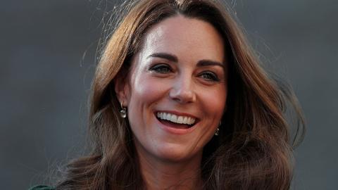 Kate Middleton: Mit diesem Kleid verzaubert sie ihre Fans