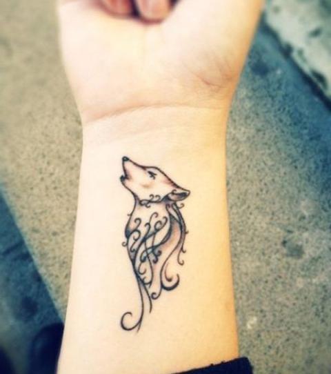Tattoos für frauen klein