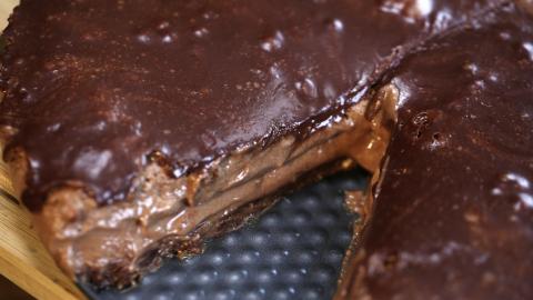Das Traum-Rezept für Naschkatzen: Unsere leckere Schokomousse-Torte