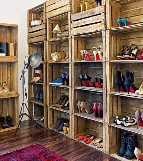 11 Tolle Ideen Deine Schuhe Aufzubewahren Auch Wenn Du