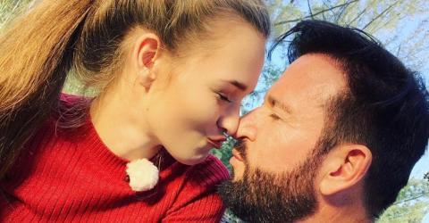 Aus Liebe zu ihm: Wendlers Neue bricht die Schule ab