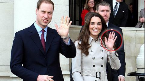 Schwangerschaft von Kate Middleton: Dieses Detail hat sie verraten!