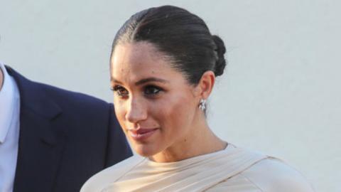 Meghan Markle: Ihr größter Geburtswunsch wird ihr von der Queen verweigert