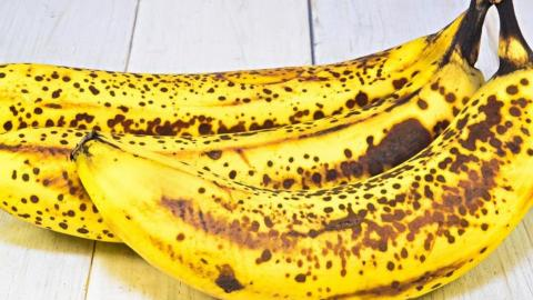 Wie werden Bananen nicht braun? Die Lagerung ist entscheidend!