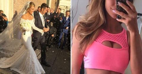Anna Victoria: die Fitnesstrainerin sorgt für Wirbel als sie vor ihrer Hochzeit ein Foto von sich postet