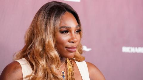 Siegesstarke Serena Williams: Selbst gegen fünf Männer setzt sie sich durch