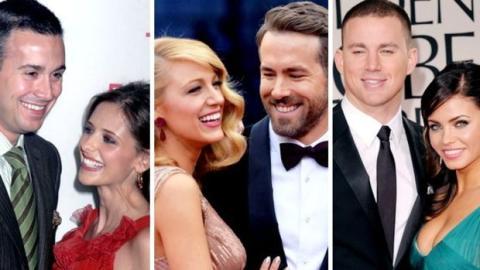 Diese 5 Prominenten-Paare haben sich bei Dreharbeiten gefunden