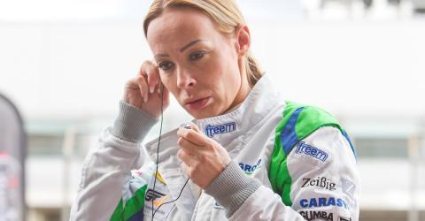 Trauriger Abschied für Cora Schumacher