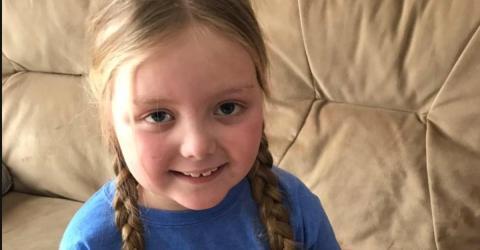 Krebskrankes Mädchen hat nur einen Wunsch