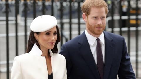 Unerwartete Einladung zur Prinzen-Hochzeit: Harry und Meghan laden Überraschungsgast ein!