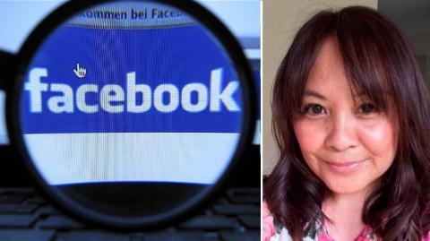 Sie entdeckt auf Facebook, dass ihr Mann ein Doppelleben führt!