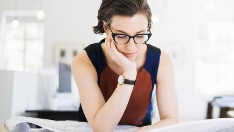Darüber denken Frauen bei der Arbeit ständig nach