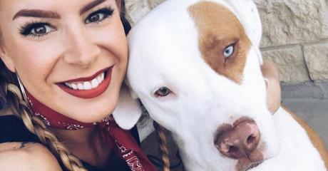 Sie begeht einen fatalen Fehler und verliert ihren Hund. Jetzt warnt sie die Öffentlichkeit!