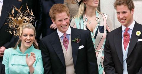 Wer bloß ist die mysteriöse Stiefschwester der Prinzen William und Harry?