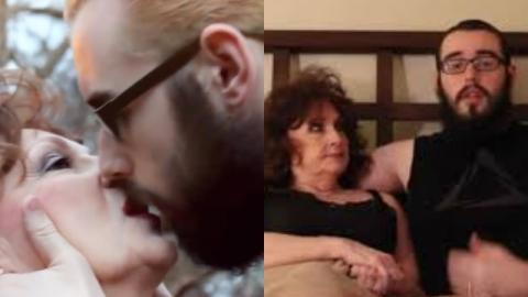 Sie schämen sich ihrer Liebe nicht: 72-jährige heiratet 19-jährigen!