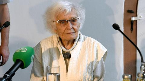 Mit 100 in die Politik: Die Deutsche Lisel Heisel sorgt für internationales Aufregen