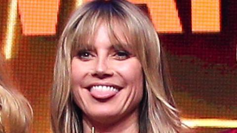 Hass im Netz: Heidi Klum greift ihre Kritiker harsch an