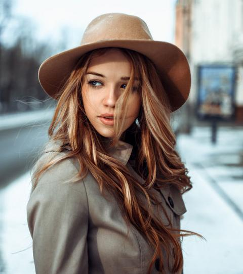 rot blonde haare