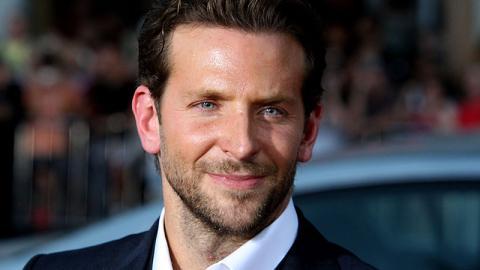 Lässig in Italien: Bradley Cooper hat keine Angst, sich lächerlich zu machen