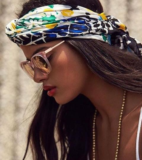 sale Neuankömmlinge neues Hoch Kopftuch: 10 Arten das Mode-Accessoire zu tragen