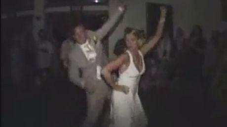 Hochzeit: ein außergewöhnlicher erster Tanz!