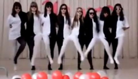 Eine Choreografie voller optischer Täuschungen - einfach unfassbar!