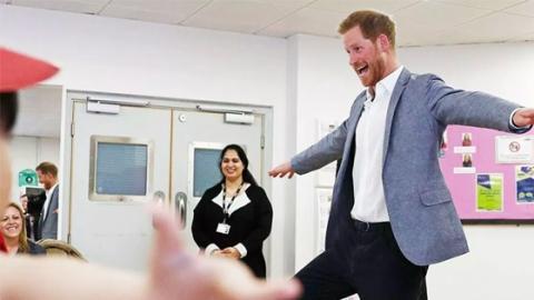Prinz Harry: Demnächst bei 'Let's Dance' zu sehen?