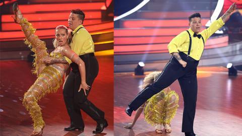 Let's Dance: Die Jury bewertet sie am schlechtesten, trotzdem ist Kerstin Ott weiter