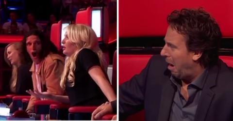 Jennie Lena aus den Niederlanden hat bei The Voice alle überzeugt!