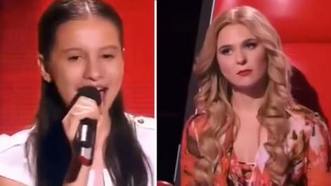 Operngesang bei The Voice Kids - unheimlich berührend!