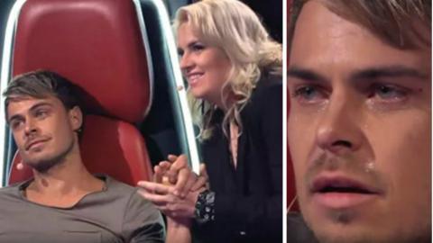 The Voice: Dieser Coach bricht in Tränen aus, als er realisiert wer gerade singt