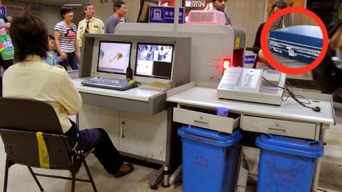 Makabrer Fund in Hong Kong: Zollbeamte trauen ihren Augen nicht, als sie den Koffer öffnen