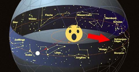 Gibt es ein 13. Sternzeichen namens Schlangenträger?