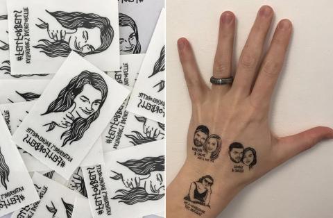 Tattoo im Internet bestellen. So wird aus dem Foto deiner besten Freundin dein persönliches Tattoo