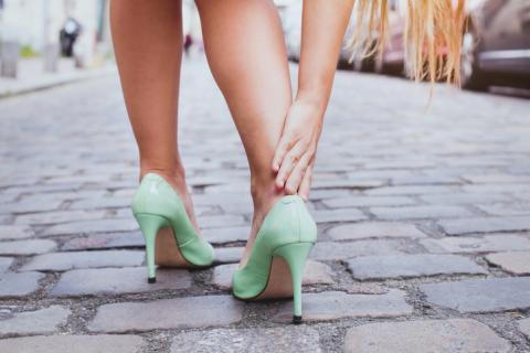 Blasen an den Füßen: Mit fünf Tricks zur Linderung