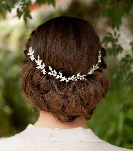 Brautfrisuren: 20 Ideen Für Eine Ideale Frisur Am Hochzeitstag