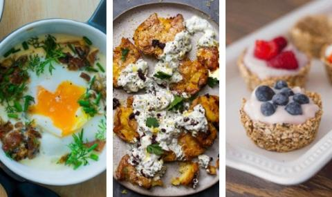 Brunch-Time: So bringt ihr Pep in eure Frühstückseier